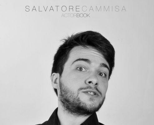 Actor Book - Salvatore Cammisa